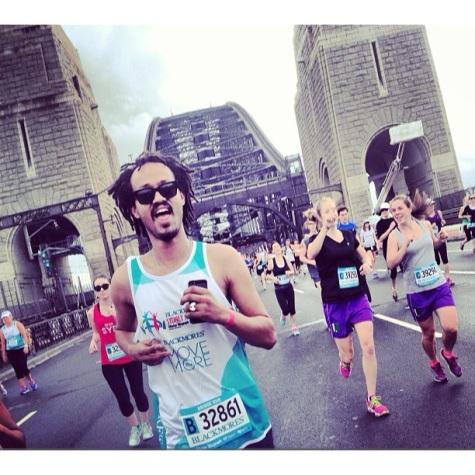 Syd running fest 2014_Alemayehu